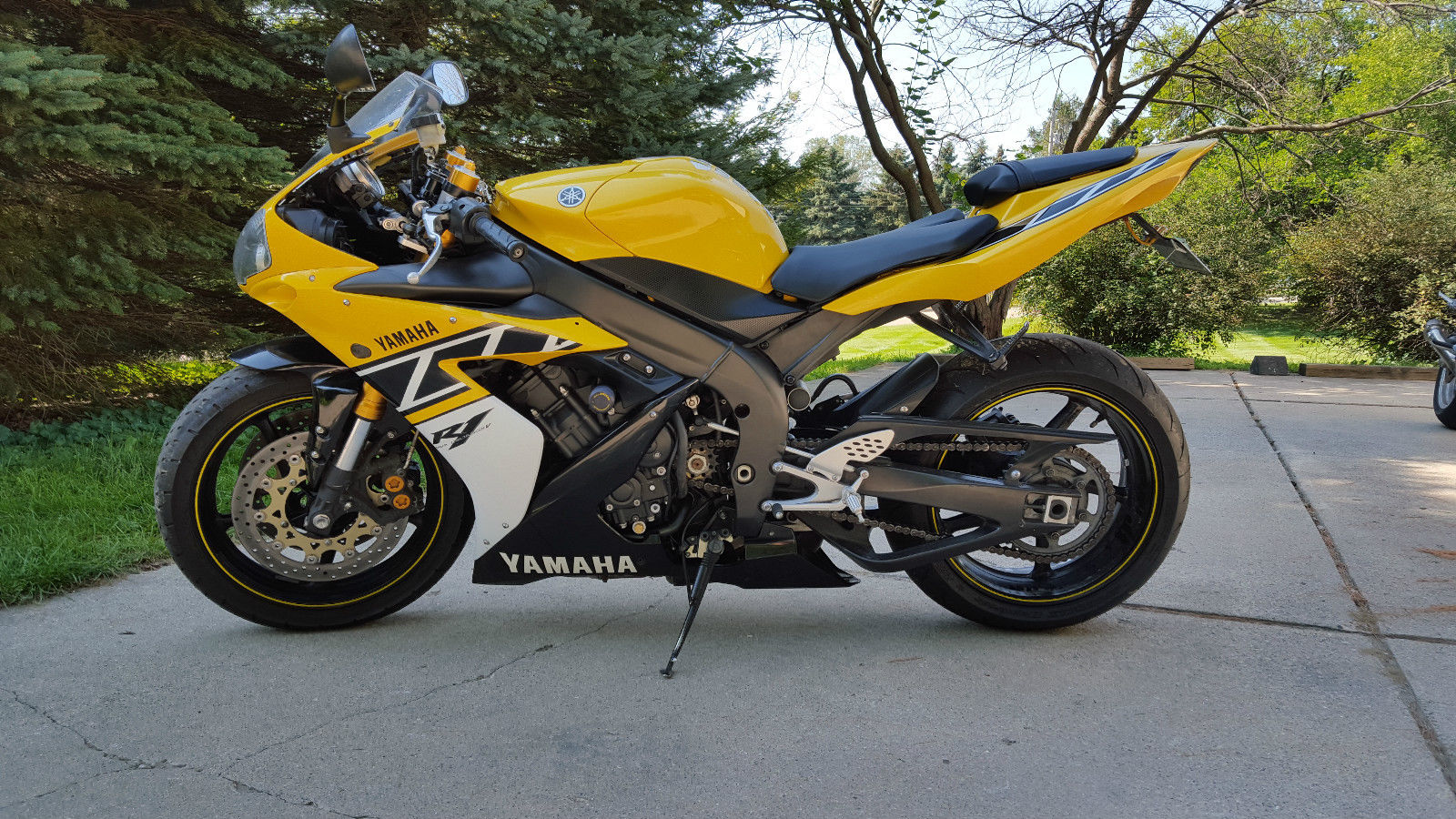 Yamaha R Th Anniversary Edition For Sale
