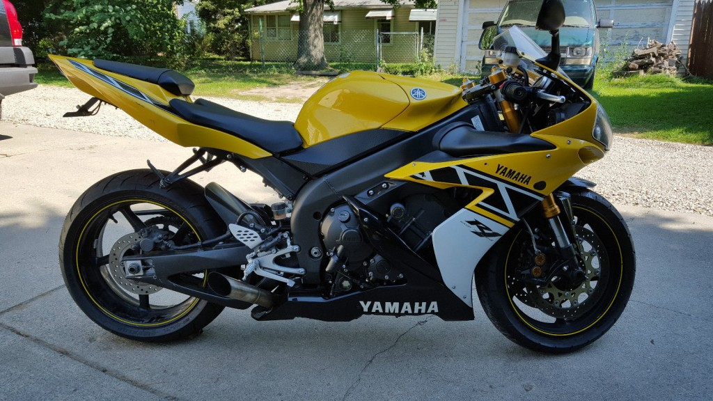 Yamaha R For Sale In Michigan