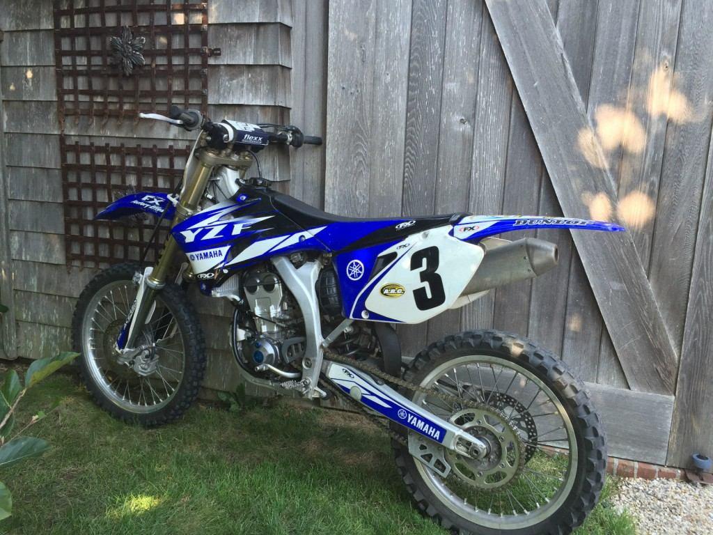2006 yamaha yz250f for sale for Yamaha yz250f for sale