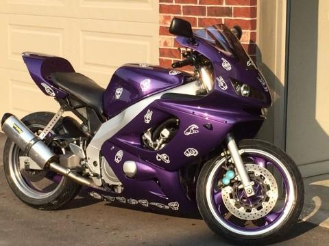 2007 Yamaha YZF600R for sale