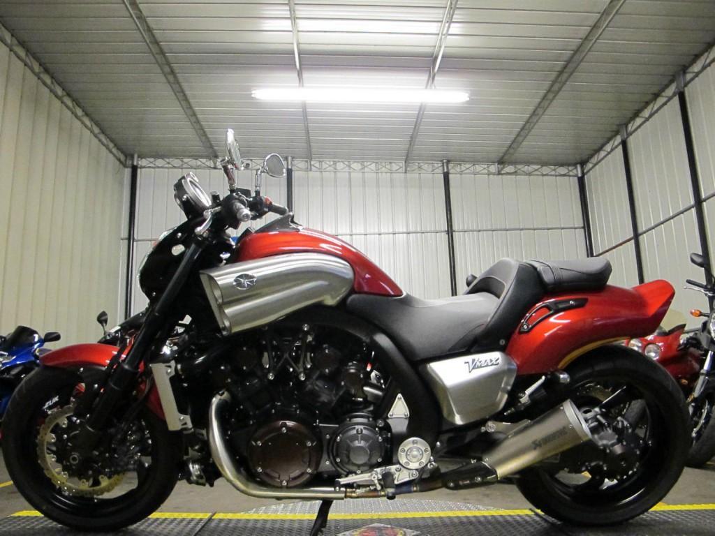 2010 Yamaha VMX17 V-Max