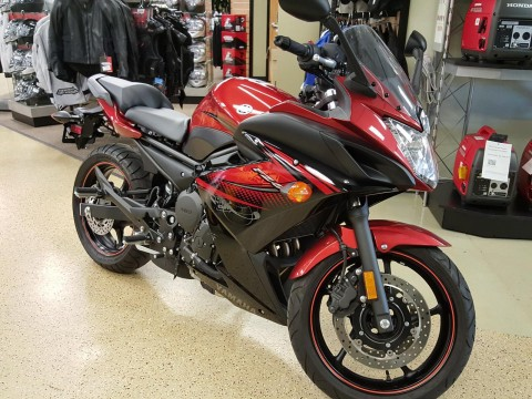 2011 Yamaha FZ6R for sale