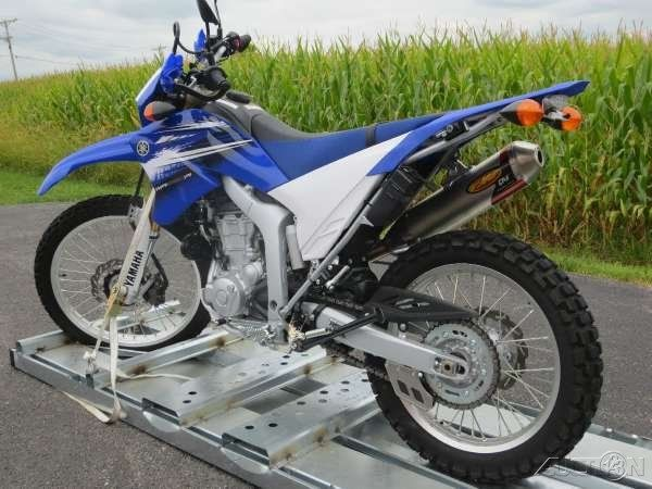 2012 yamaha wr250f for sale for Yamaha rally bike for sale