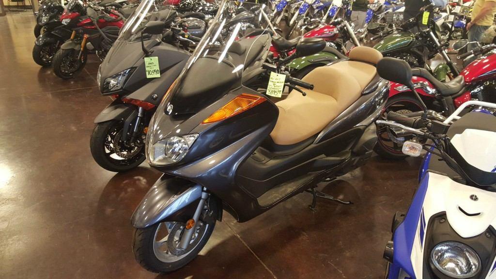 Yamaha Cc Scooter Majesty