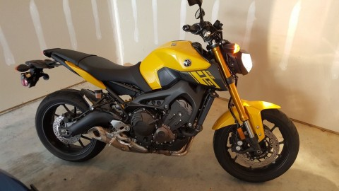 2015 Yamaha FZ-09 for sale