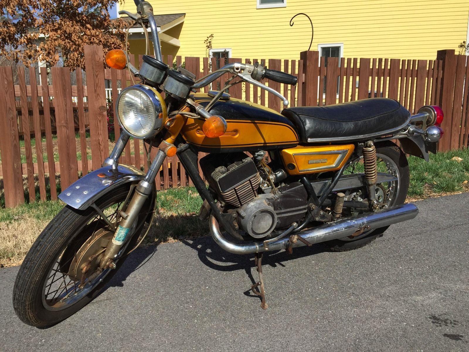 1972 yamaha ds7 for sale for Yamaha rally bike for sale