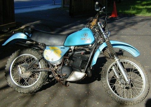 1977 Yamaha IT400 for sale