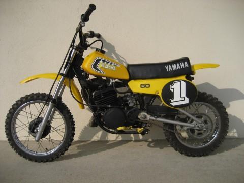 1981 Yamaha YZ60 for sale