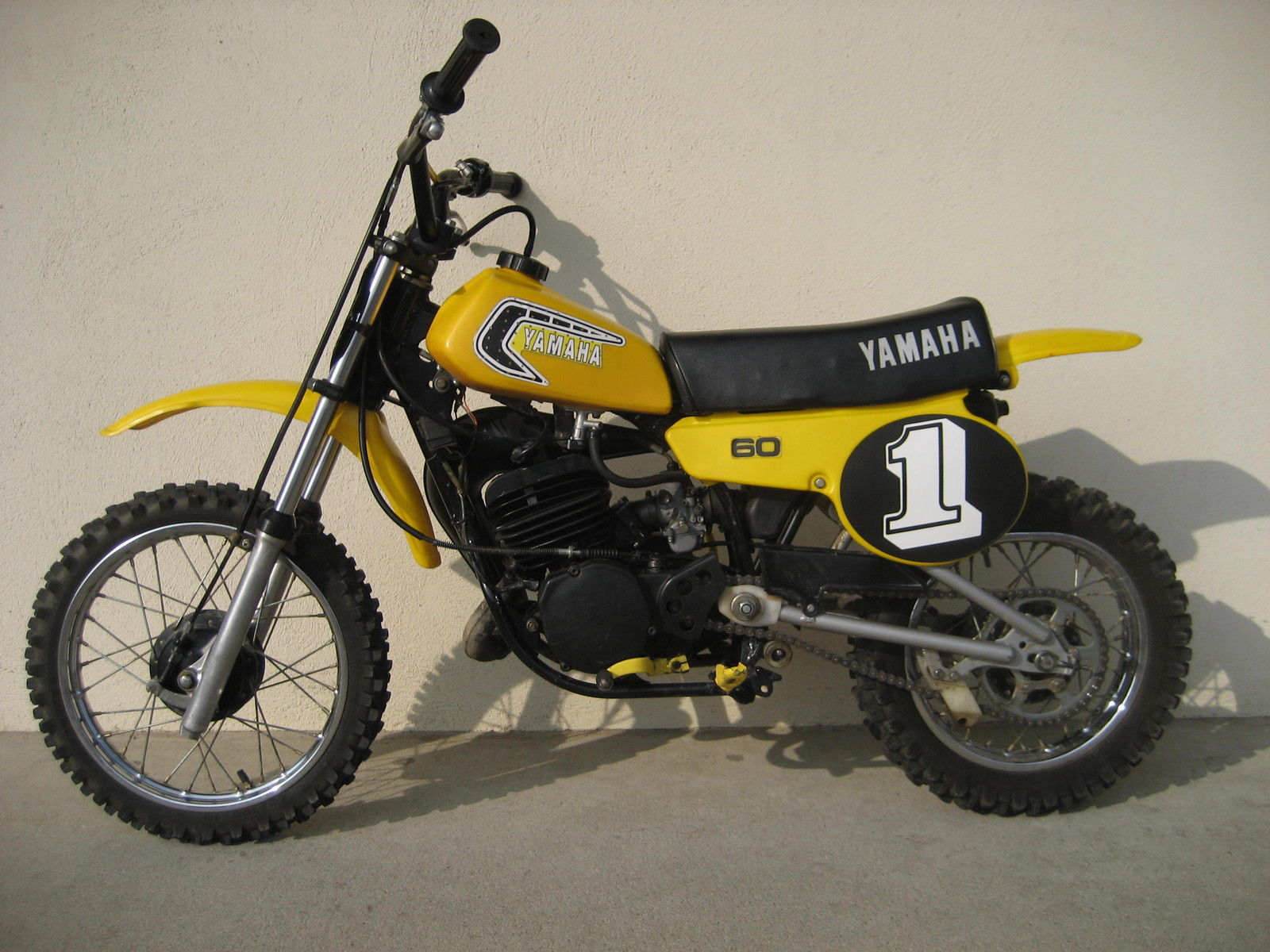 1981 yamaha yz60 for sale