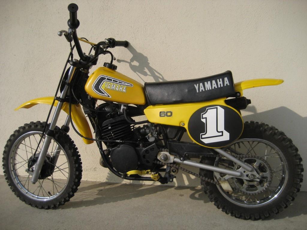 1981 yamaha yz60 for sale for Yamaha rally bike for sale