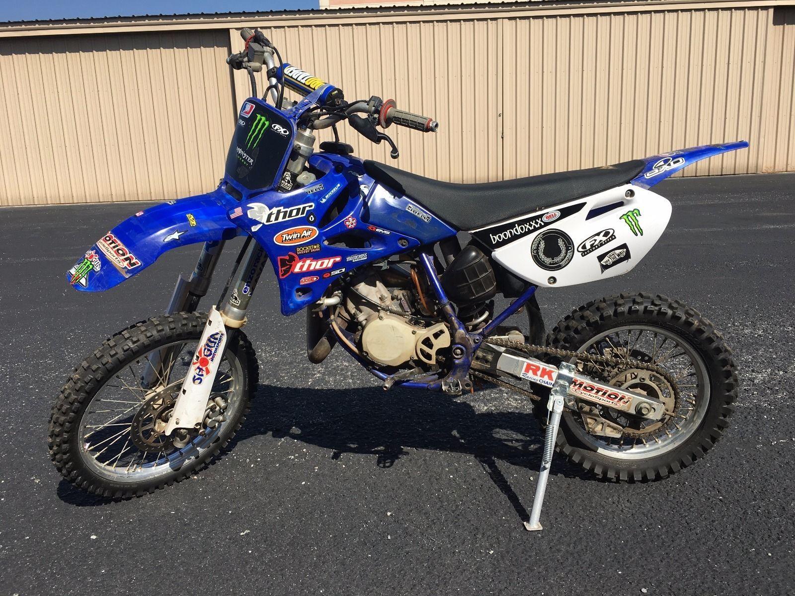 Yamaha   Stroke Dirt Bike For Sale