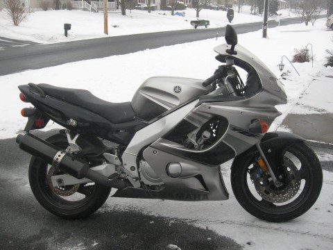 2004 Yamaha YZF600 for sale