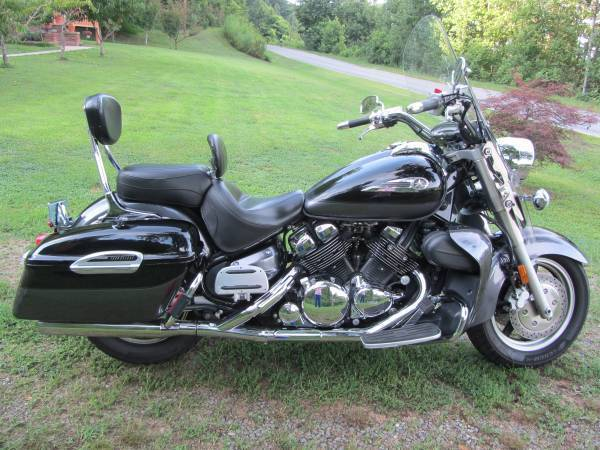 Yamaha Royal Star Tour Deluxe For Sale