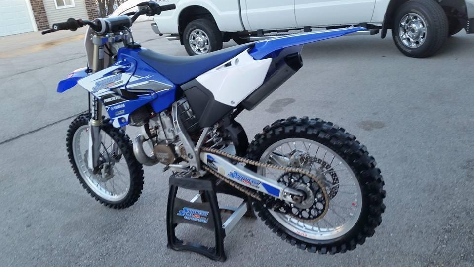 2005 yamaha yz 250 for sale for Yamaha rally bike for sale