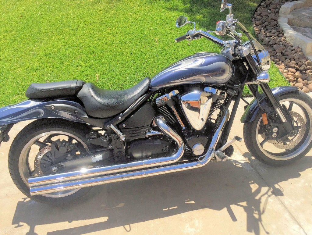 2007 yamaha roadstar warrior for sale for Yamaha warrior for sale