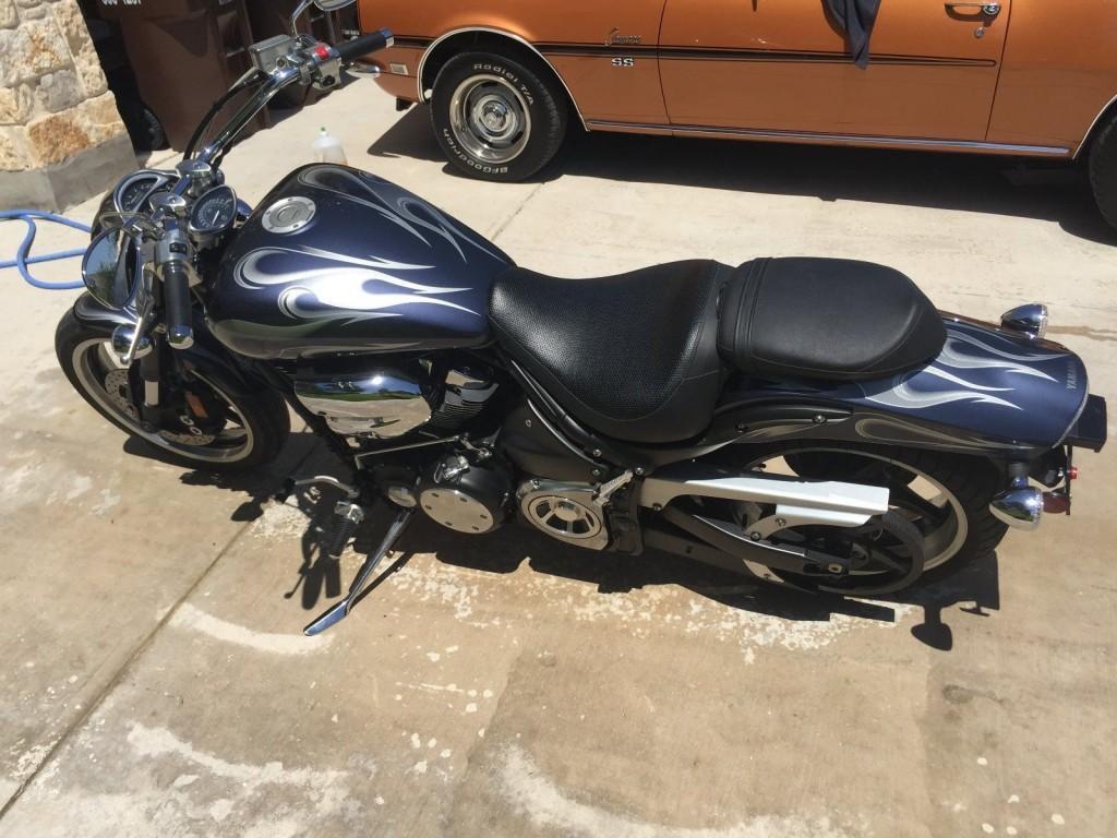 2007 Yamaha Roadstar Warrior For Sale