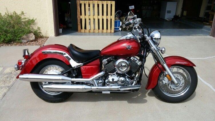 2007 yamaha v star 650 classic motorcycle for sale. Black Bedroom Furniture Sets. Home Design Ideas