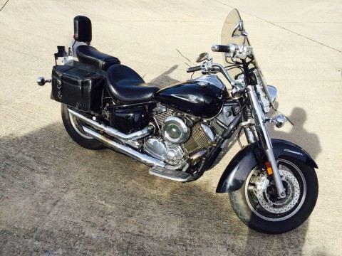 2007 Yamaha v star xvs 1100 for sale