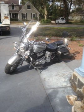 2008 Yamaha Stratoliner for sale