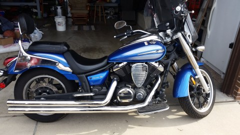 2009 Yamaha V Star 950 for sale