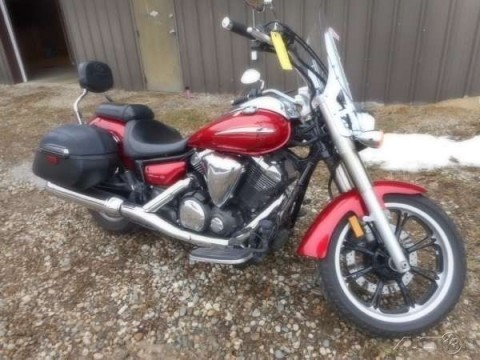 2011 Yamaha V Star 950 for sale