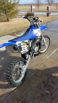 2011 Yamaha YZ for sale