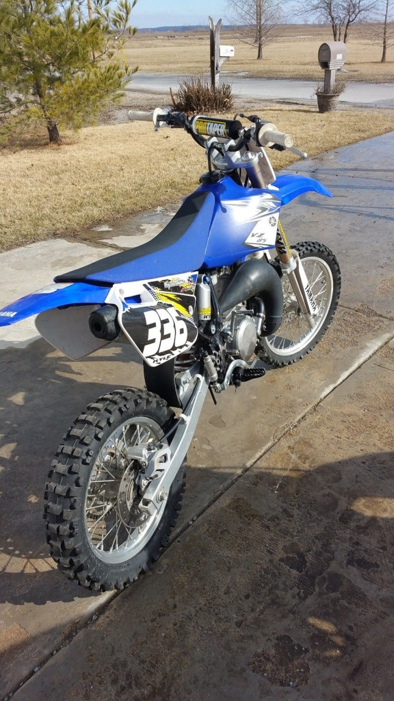 2011 yamaha yz for sale for Yamaha yz250fx for sale