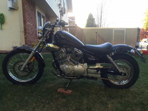 2012 Yamaha V Star XV250 for sale