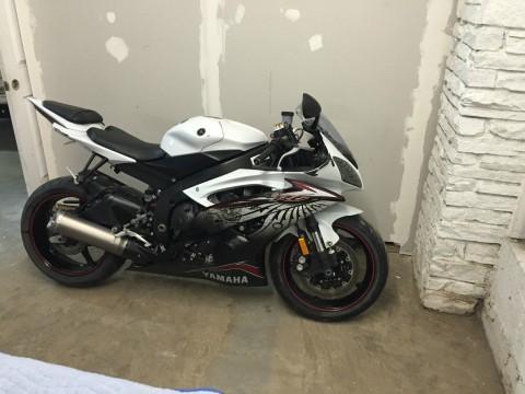 2012 Yamaha YZF R6 for sale