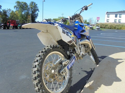2014 Yamaha YZ125 for sale