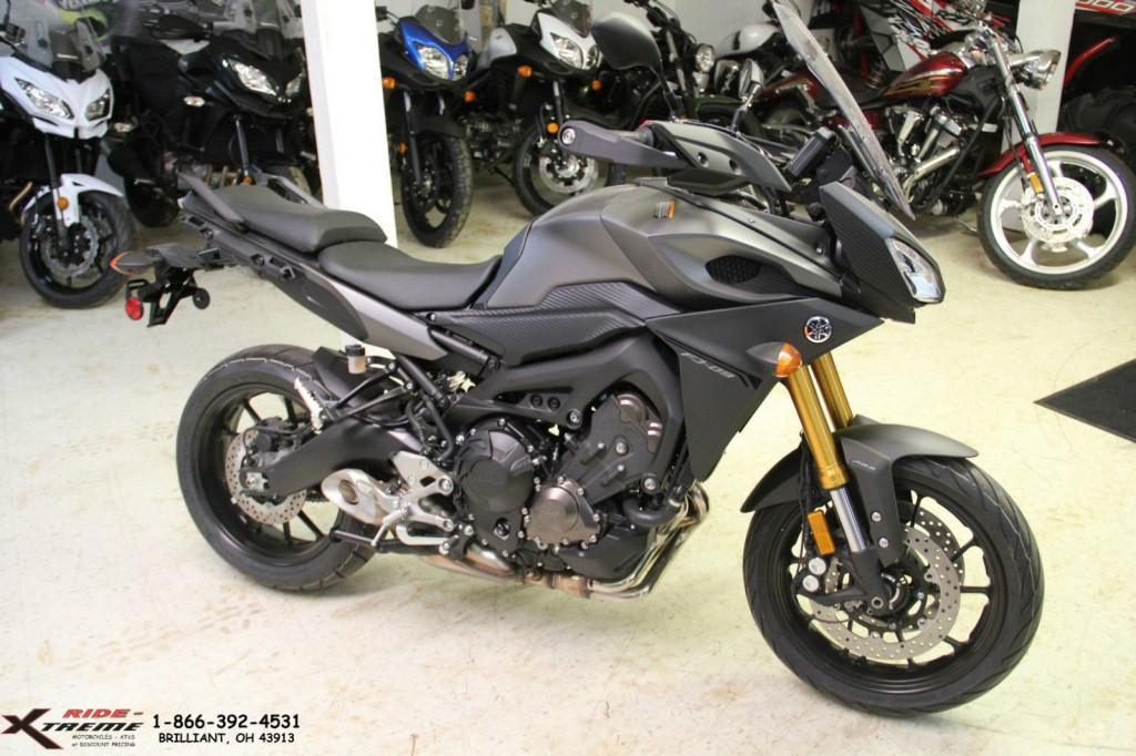 2015 Yamaha Fj 09 Sport Touring Motorcycle For Sale