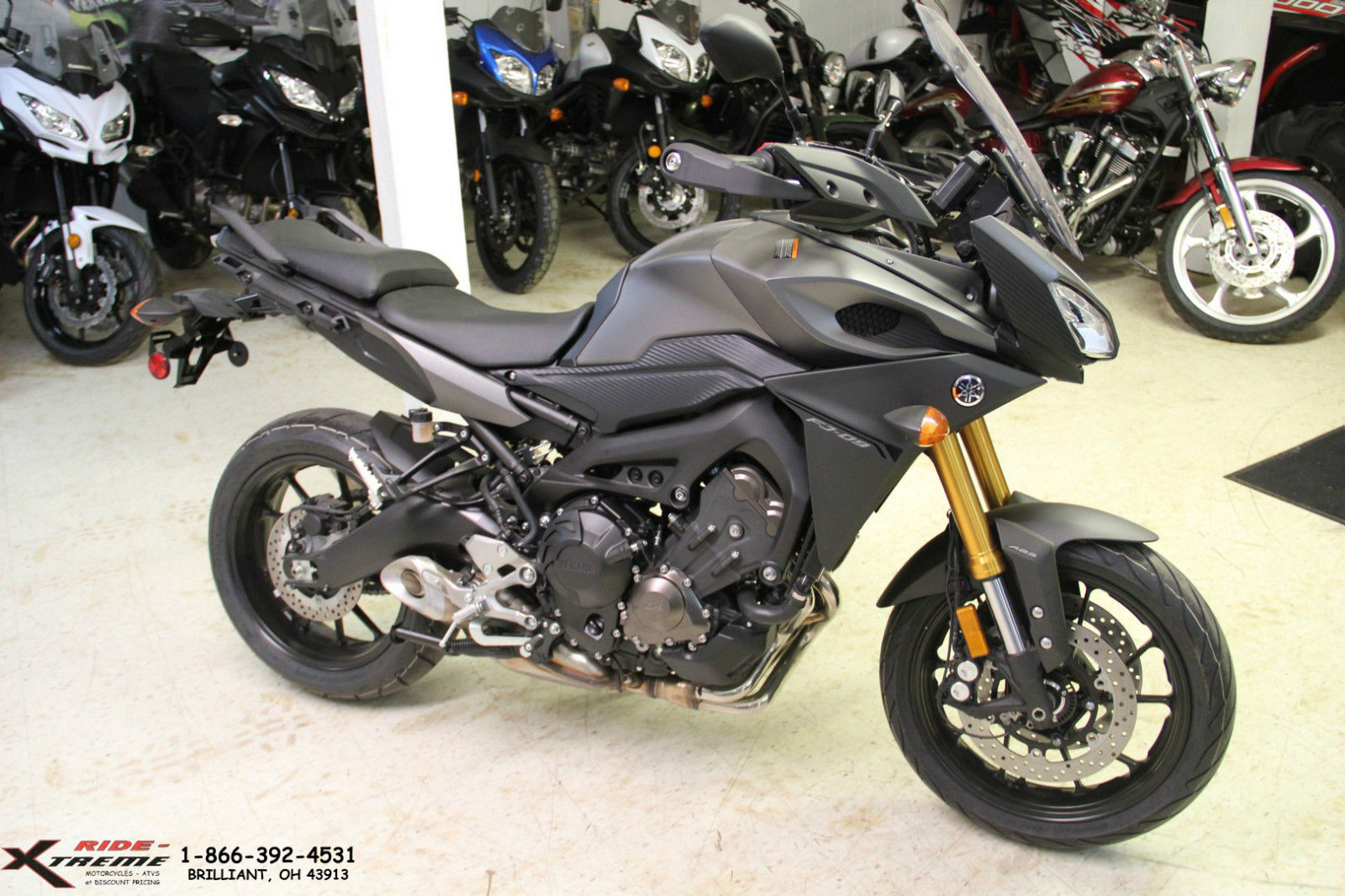 2015 yamaha fj 09 sport touring motorcycle for sale for Yamaha sport motorcycles