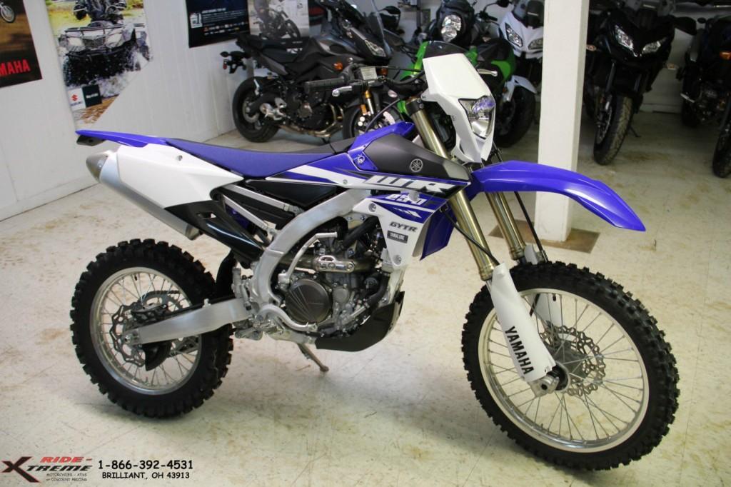 2015 yamaha wr250f enduro motorcycle for sale for 2015 yamaha motorcycles