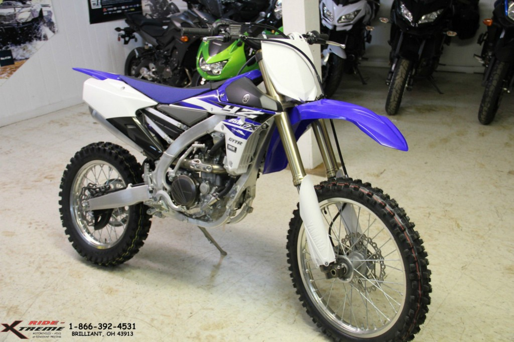 2015 yamaha yz250fx dirt bike for sale for Yamaha motorcycle vin