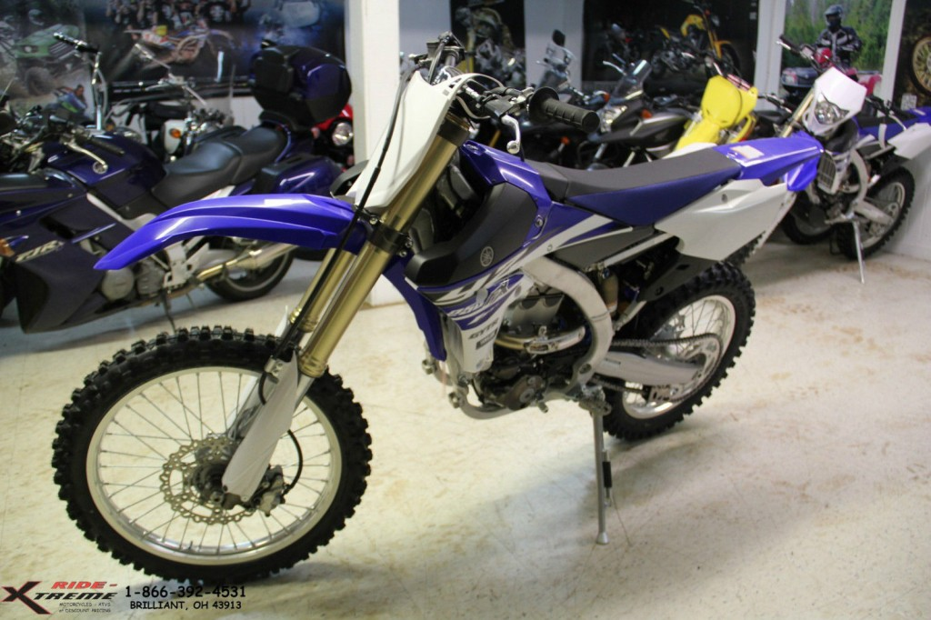 Yamaha Fz 07 >> 2015 Yamaha YZ250FX Dirt bike for sale