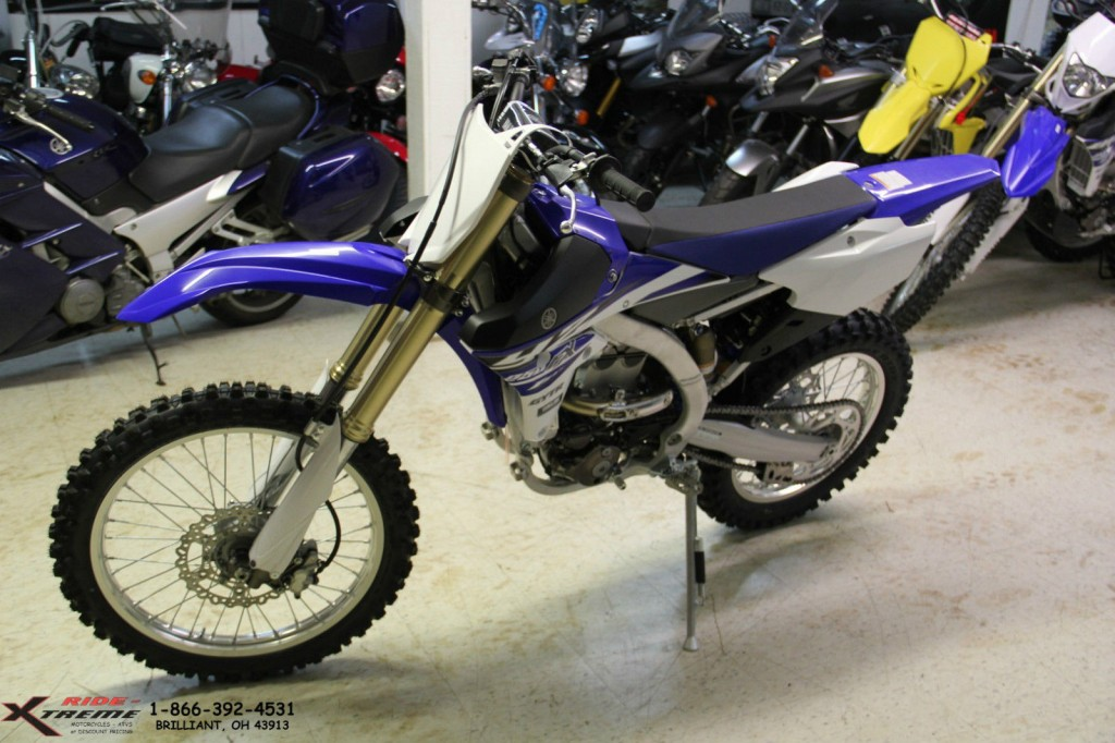 2015 yamaha yz250fx dirt bike for sale