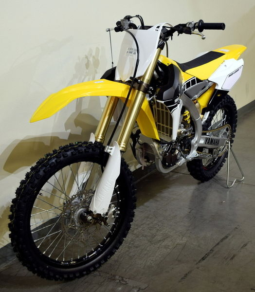 2016 yamaha yz450f 60th anniversary mx 4 stroke dirt bike for sale. Black Bedroom Furniture Sets. Home Design Ideas