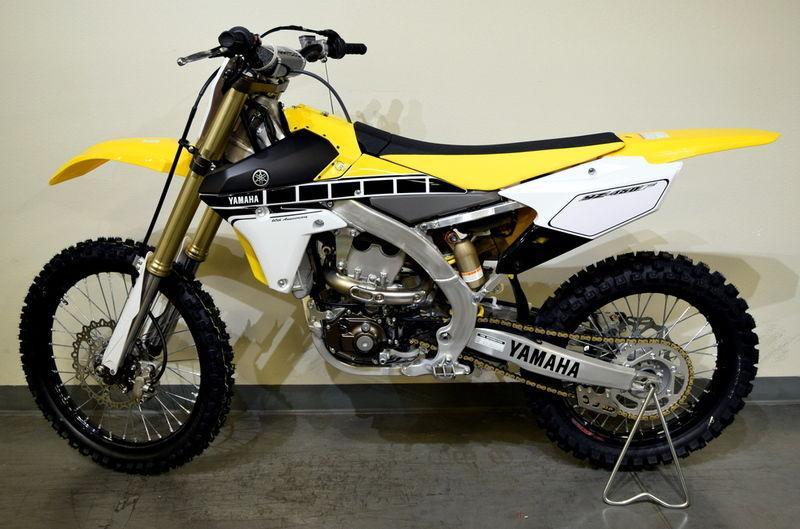Dirt Bike Yamaha  Stroke