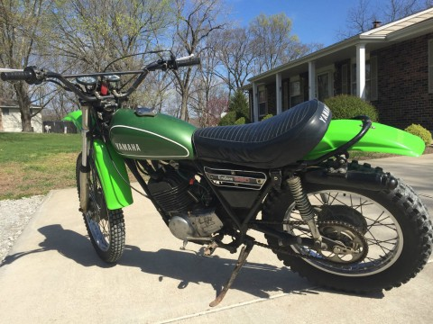 1974 Yamaha DT360 Enduro for sale