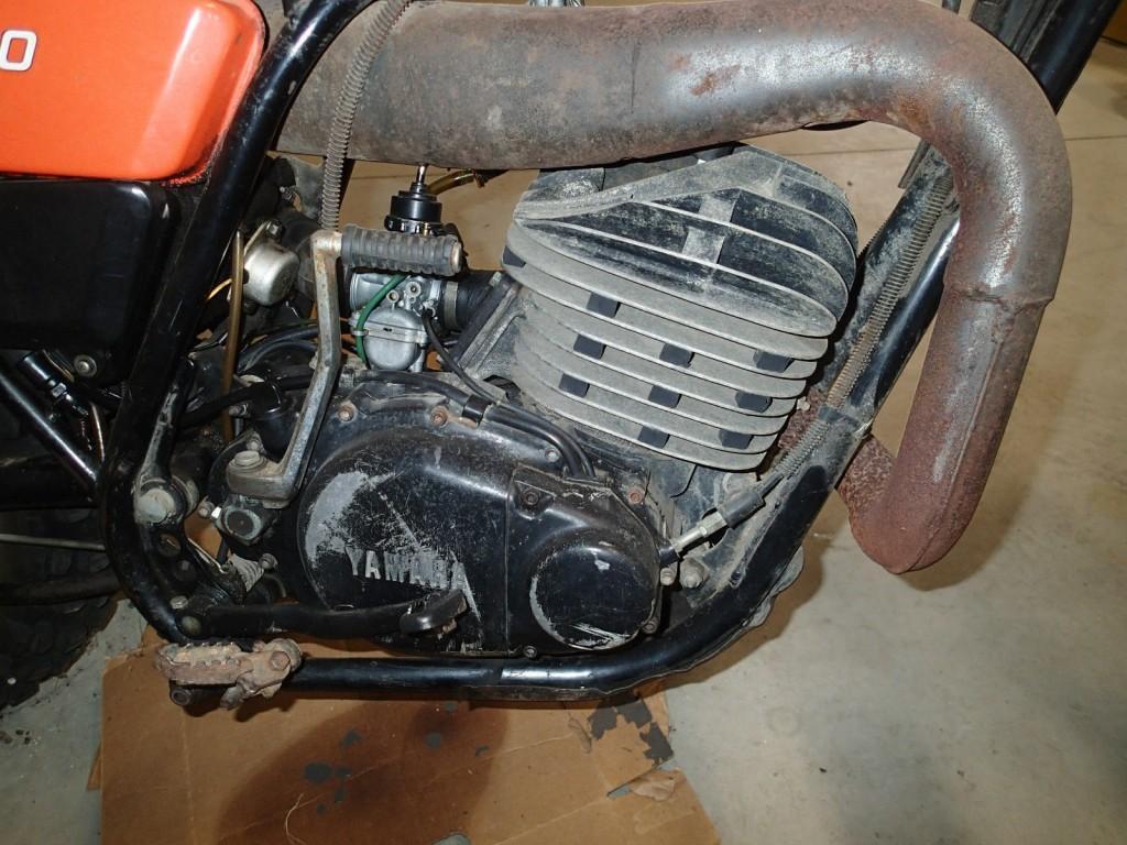 1975 Yamaha DT 250 Enduro