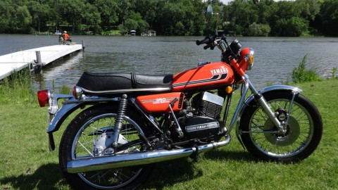 1975 Yamaha RD350 for sale