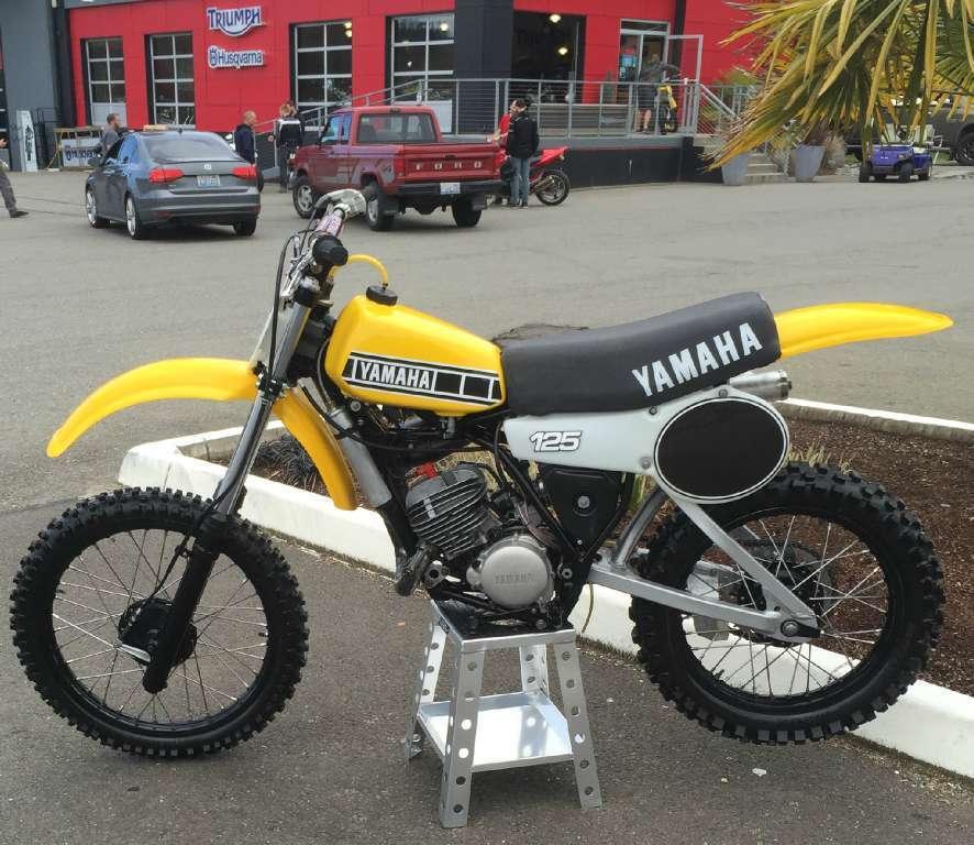 Yz 250 1980 specs autos post for Yamaha mx 80 for sale