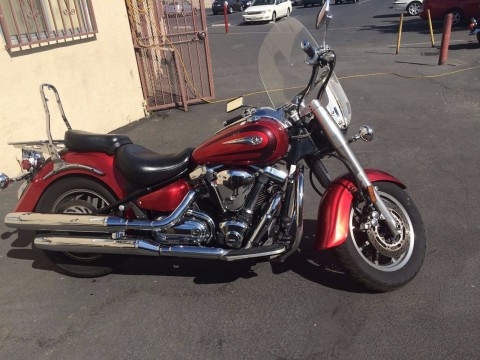 2007 Yamaha Roadstar 1700 Cruiser for sale