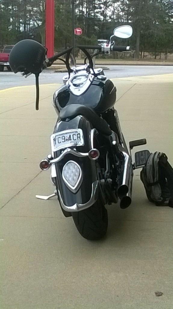 2007 Yamaha Roadstar Midnight 1700cc