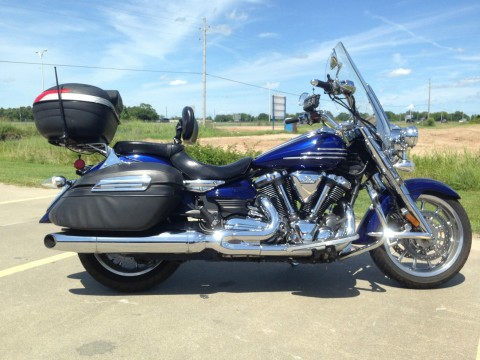 2009 Yamaha Stratoliner for sale