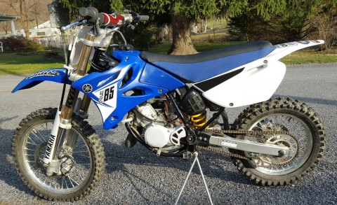 2014 Yamaha YZ 85E for sale