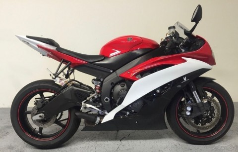 2014 Yamaha YZF R6 for sale