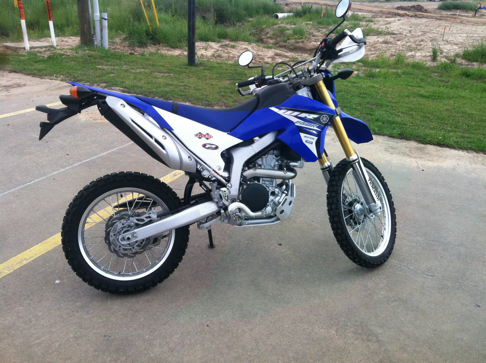 2015 yamaha wr250r for sale
