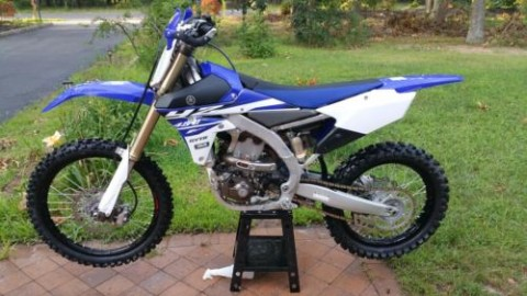 2015 Yamaha YZ450F for sale