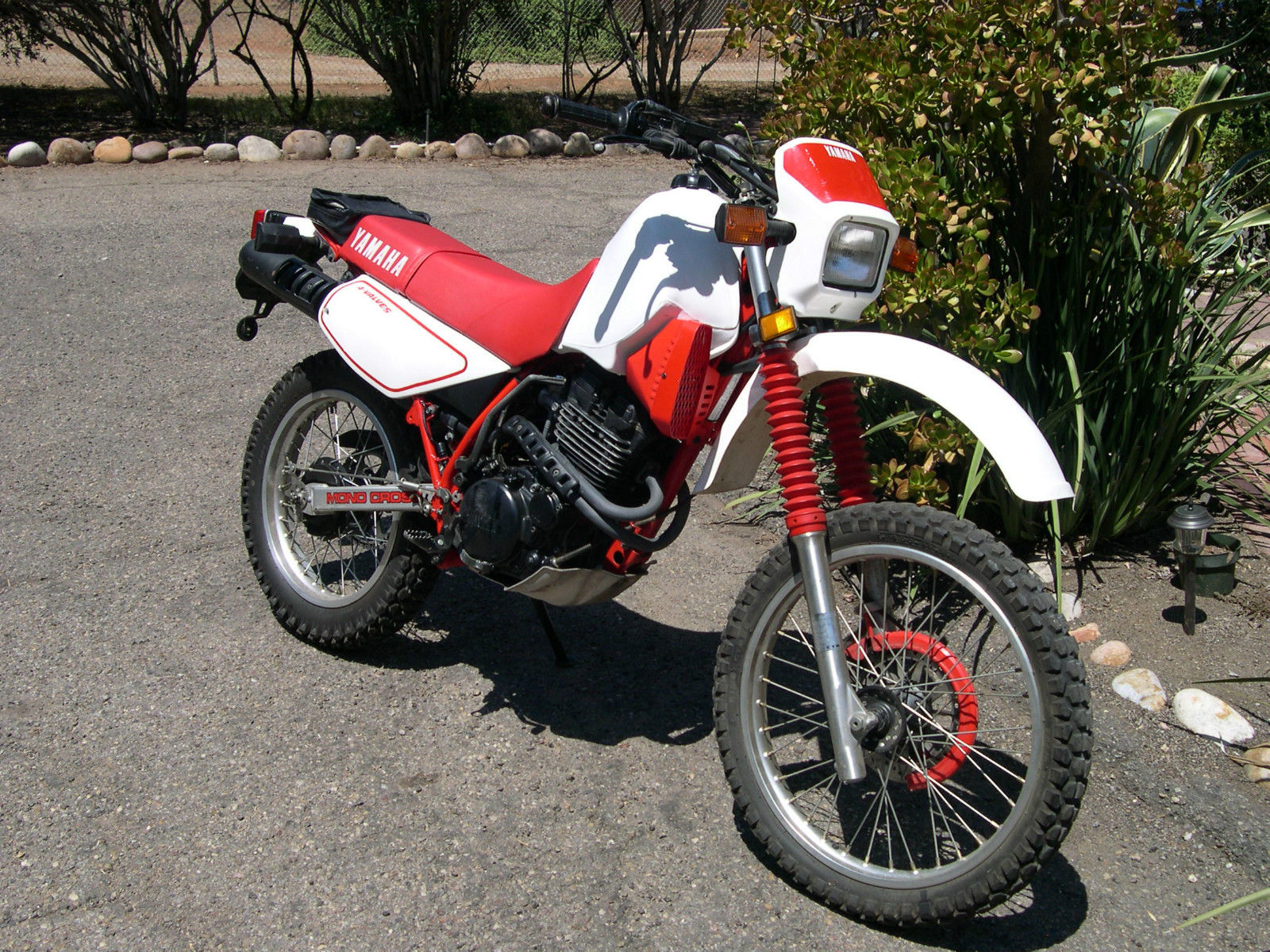 1986 yamaha xt350 for sale